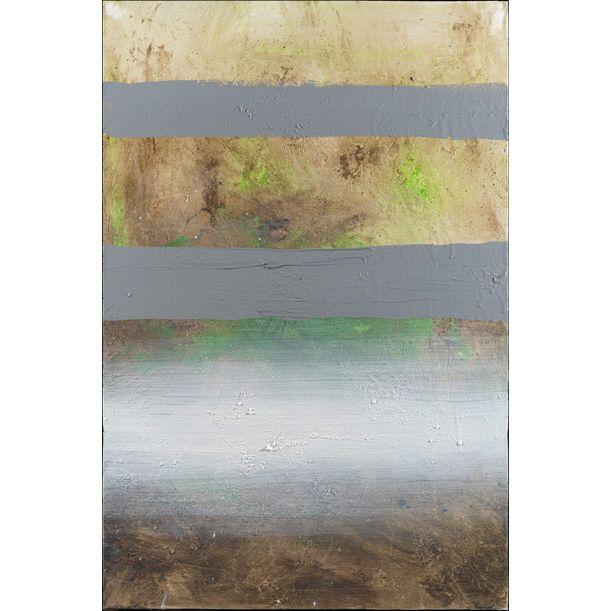 Two stripes and a gradient by Nemanja Nikolic
