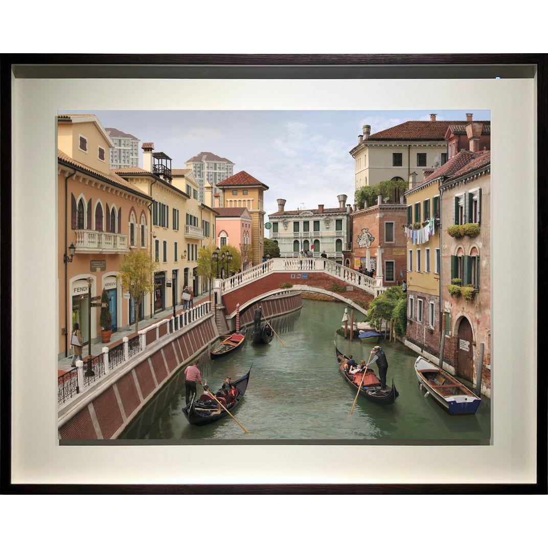 Venezia Land (after Bellini) by Emily Allchurch