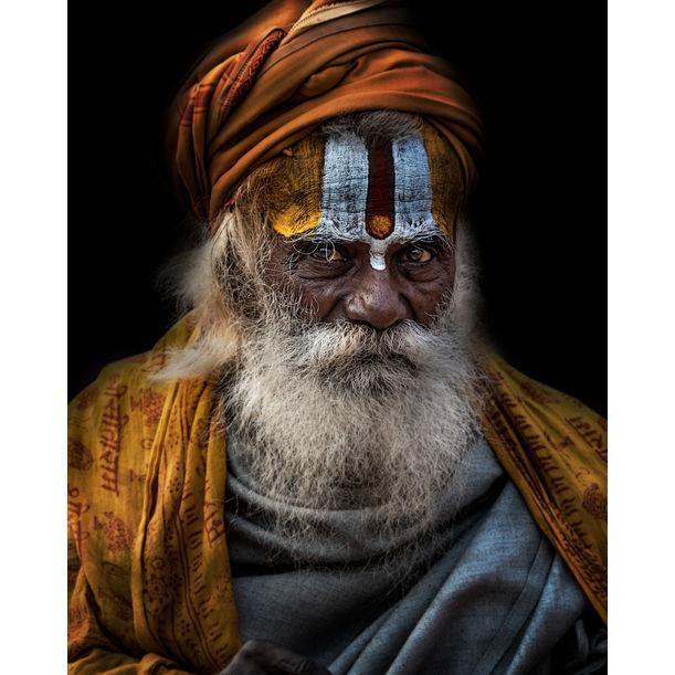 Sadhu II by Shirren Lim