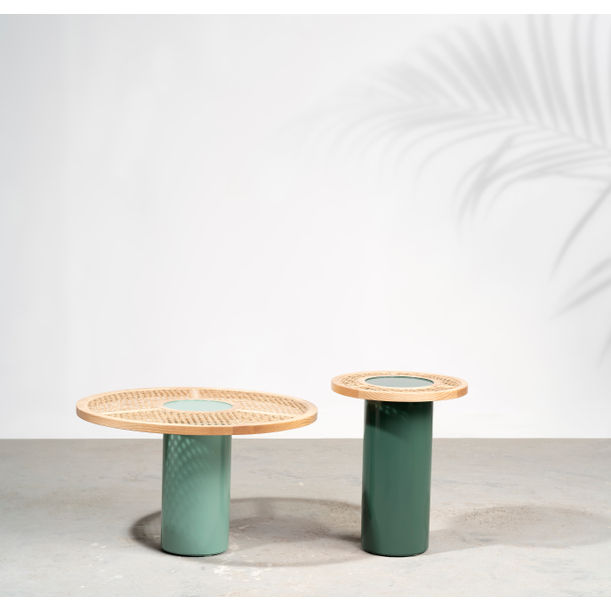 Chaand tables by Kam Ce Kam
