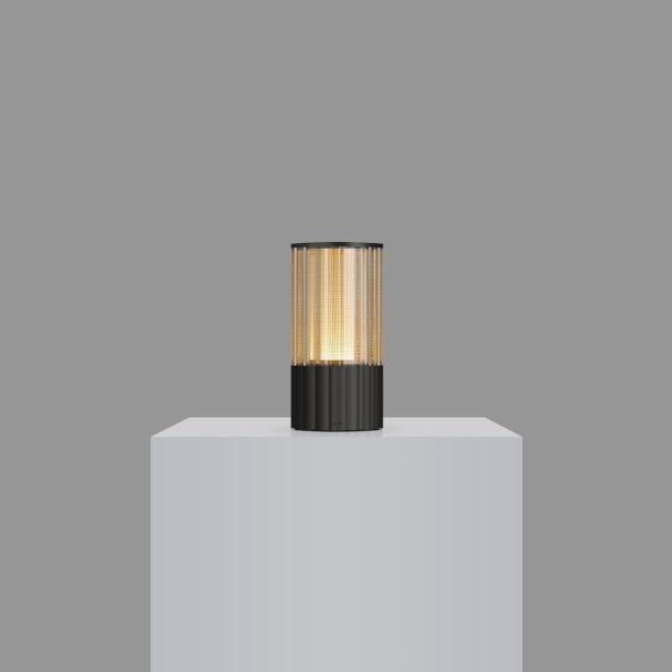 Voltra Totem - Reeded - Antique Bronze by Voltra