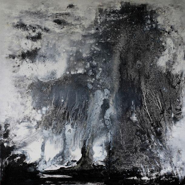 Night walks  1 by Xinnong Wang
