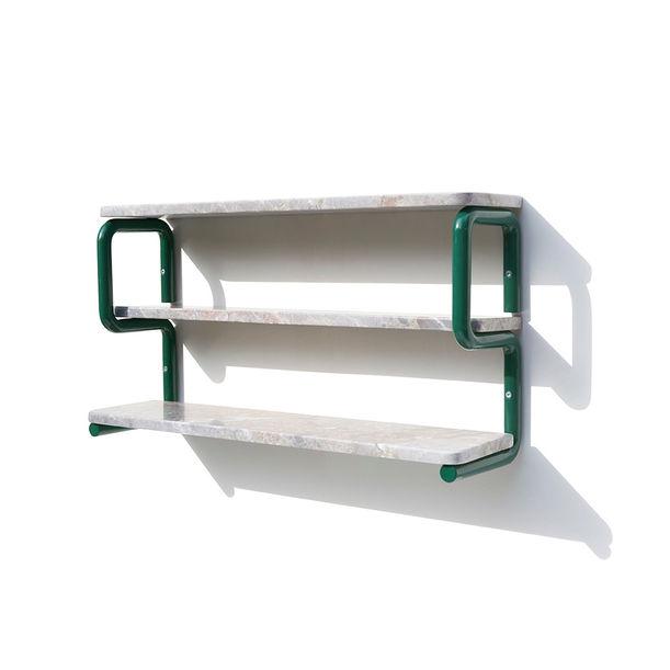 Public S-shelf by Public Studio