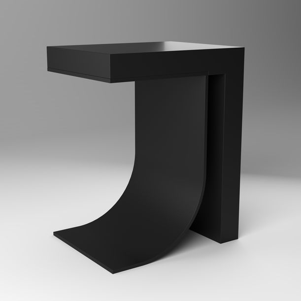 June Side Table by Pierre Daems