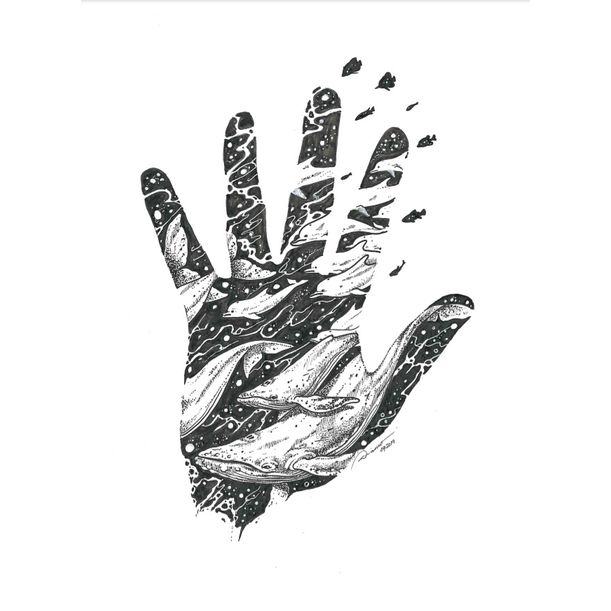 On Our Hands by Larie Dianco