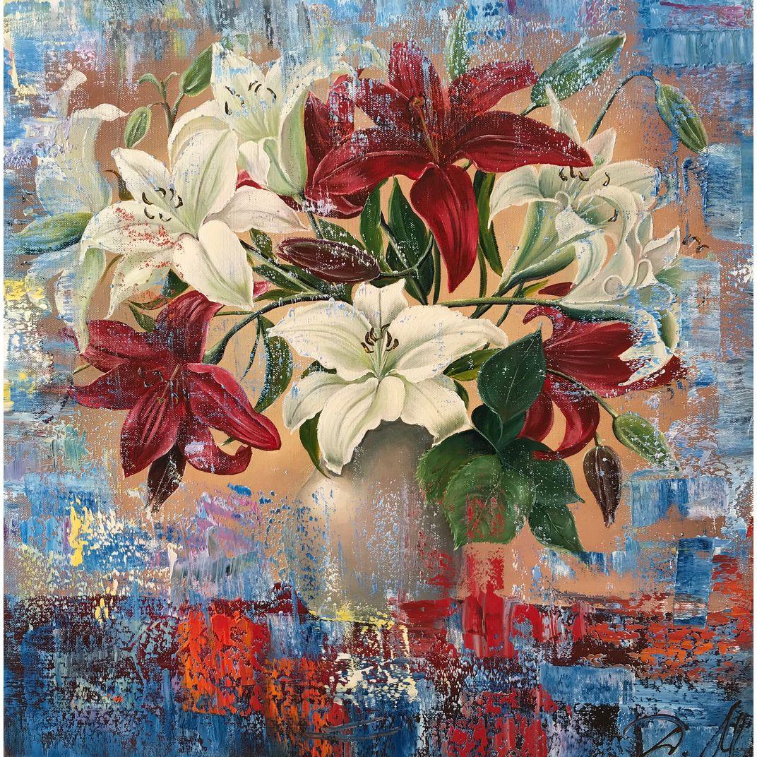 Lilies by Diana Malivani
