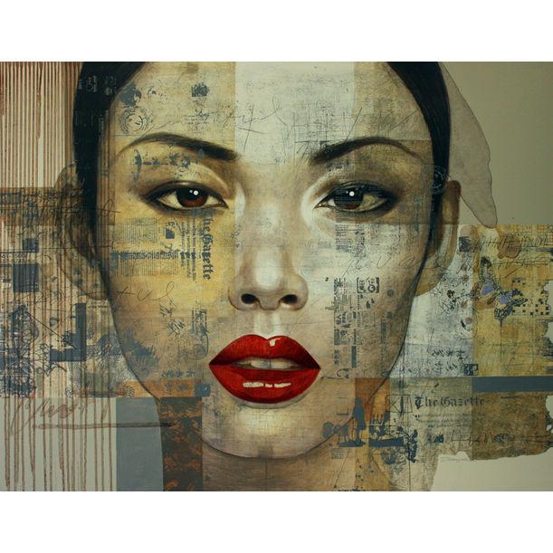 Eastern Girl by Jirasak Plabootong