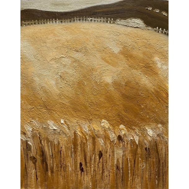 Field by Yi Zhou. Zoe