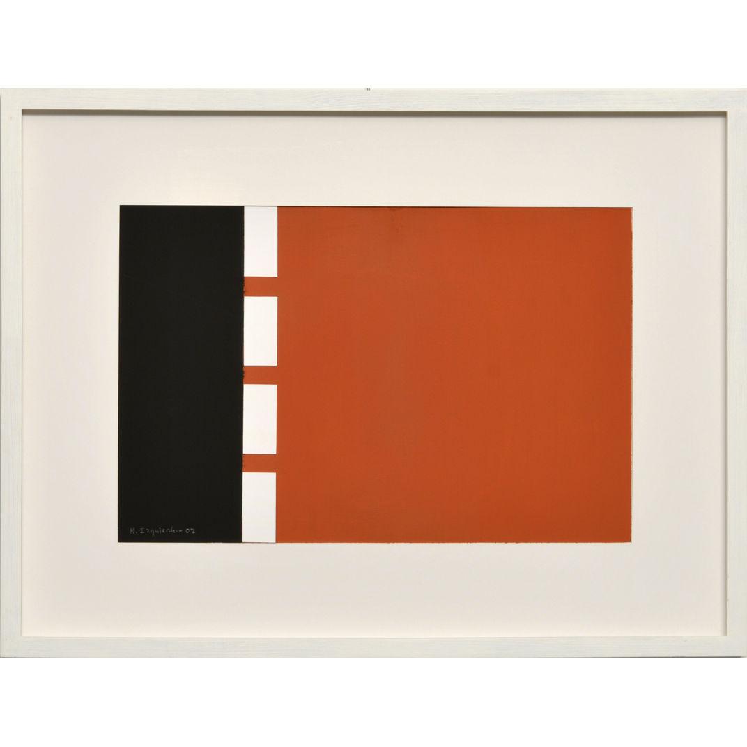 Composition 162 by Manuel Izquierdo