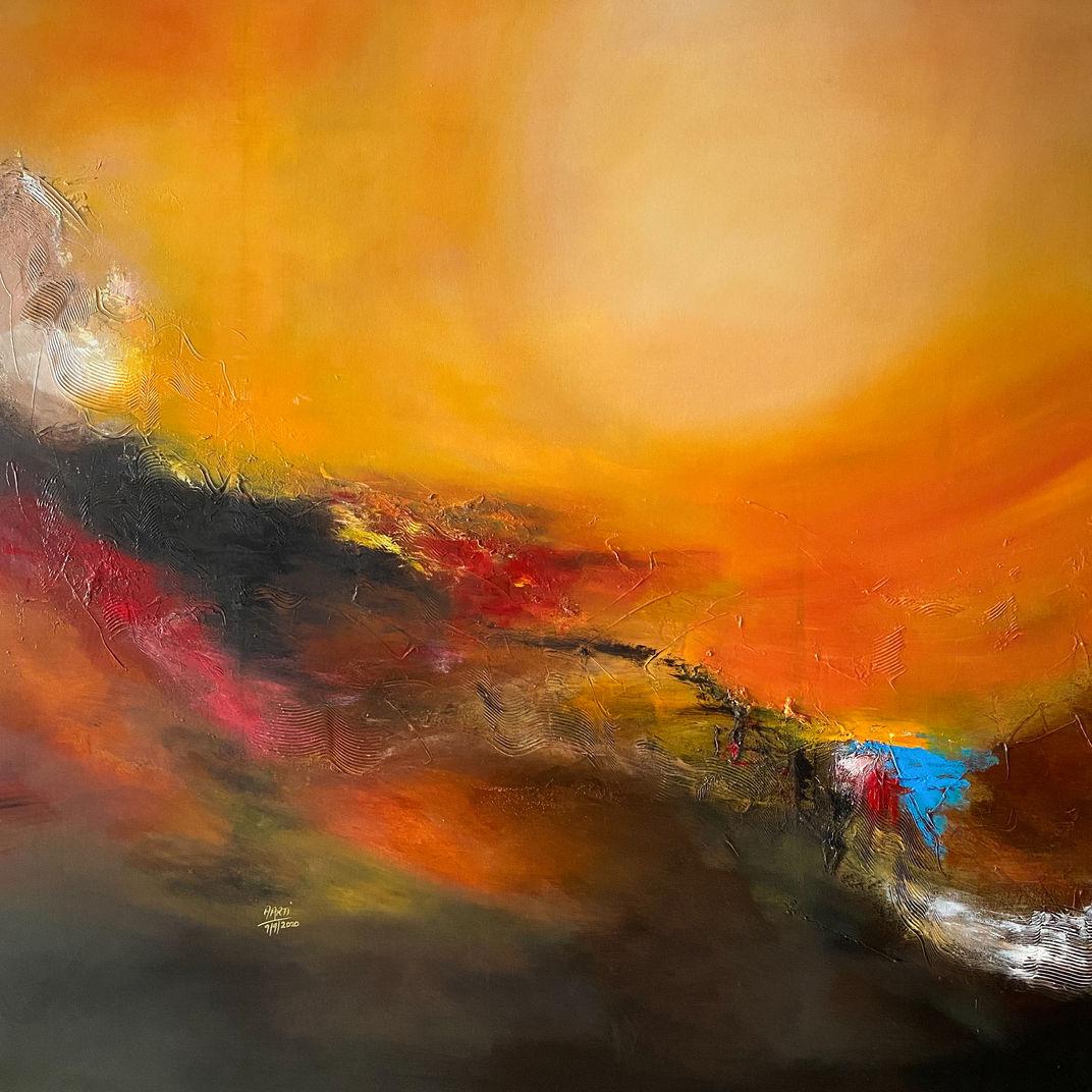 Landscape 4 by Aarti Bartake