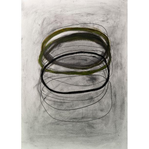 Green Rings by Despa Hondros