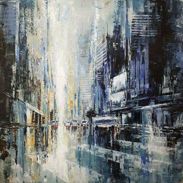 Manhattan by Ji Yoon Park