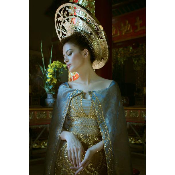 The Golden Imprint I by Viet Ha Tran
