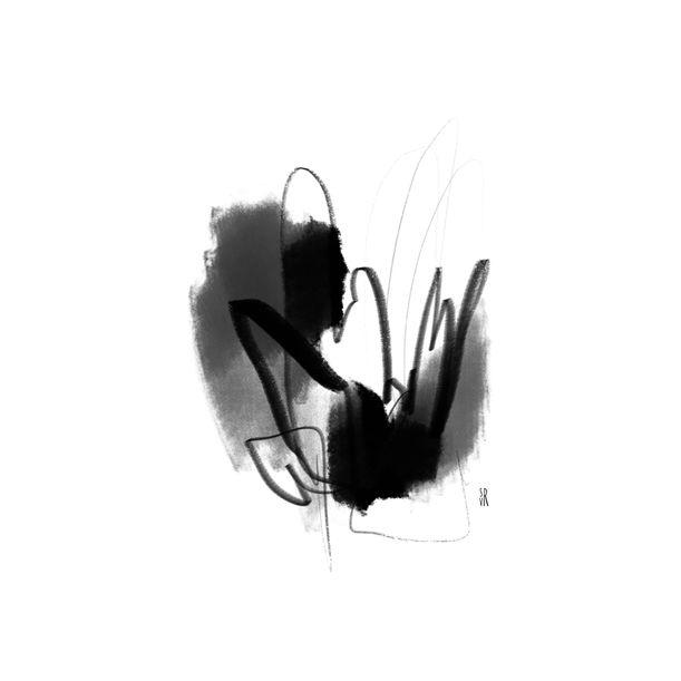 Hide and Seek no.7 by Sarah Rutledge