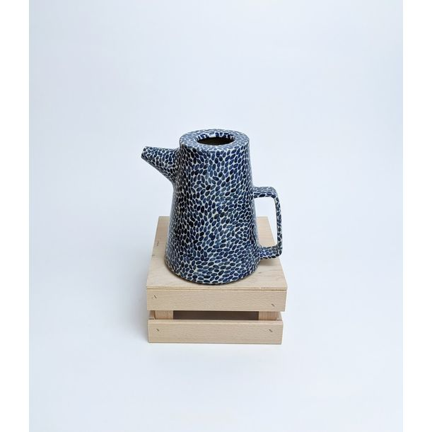 Carafe Blue by Michele Hickey Gemin