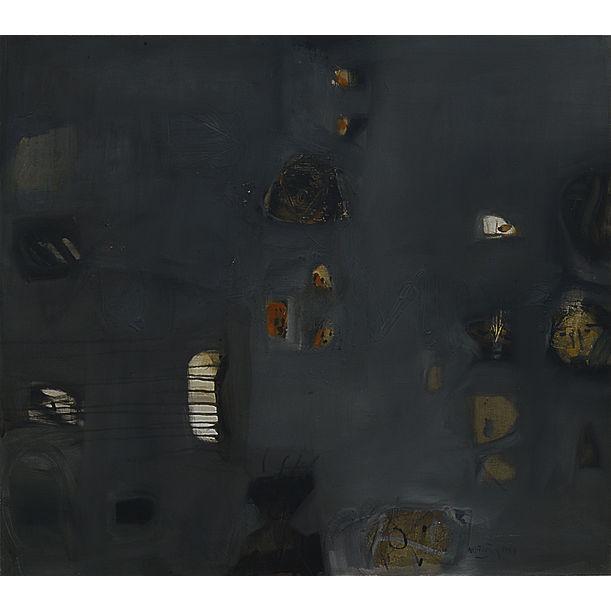 Dark Grey by Do Hoang Tuong