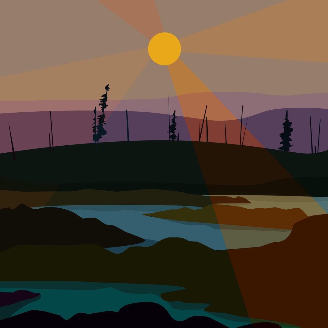 Taiga by Phil Leith-Tetrault