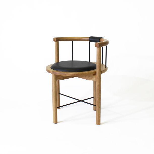 Lloyd Chair with Cushion by Crump and Kwash