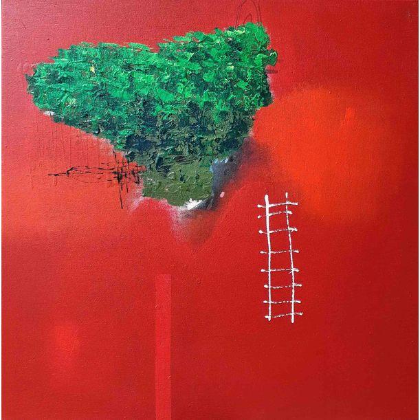 The way to Greenery by Sri Pramono
