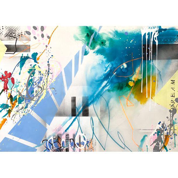 Dream XVII (XL) by Bea Garding Schubert