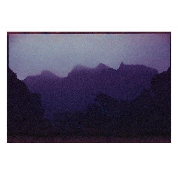 Grampians Mountain Cloud #4 by Damian Seagar