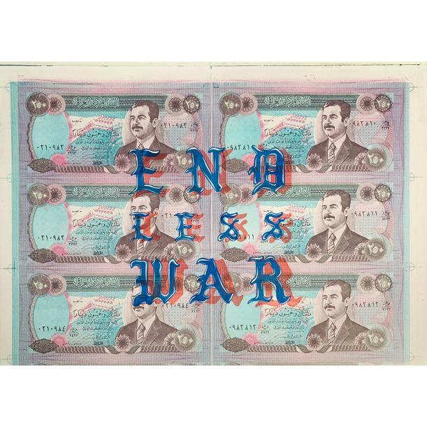 END-LESS-WAR by Taravat Talepasand