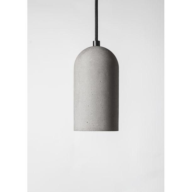 U - Concrete Pendant Light by Bentu Design