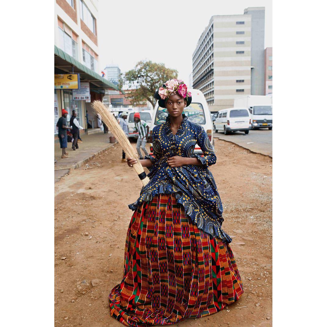 African Victorian series by Tamary Kudita