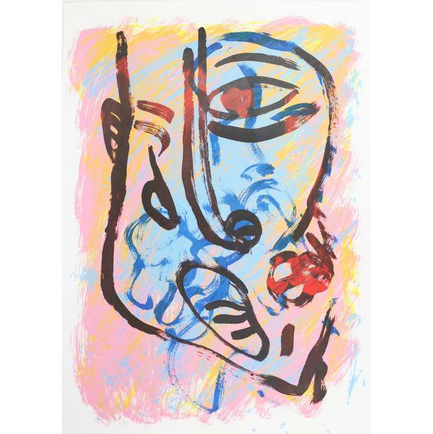 African Inspiration by Reggy (Tong) Liu