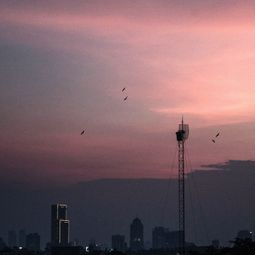 Towering by Isdhani Nurrahmah