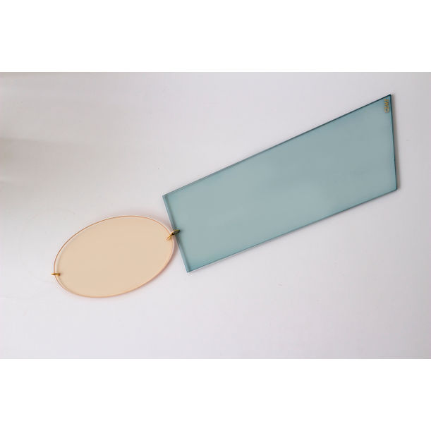 Hanging Object - Type B (yellow oval) by Studio CEMT