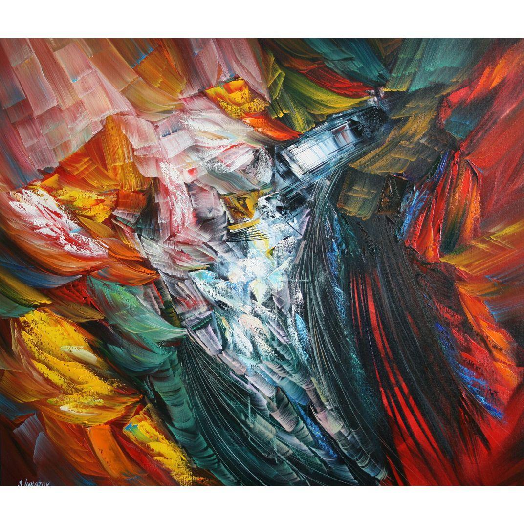 Power of  Love by Sergei Inkatov