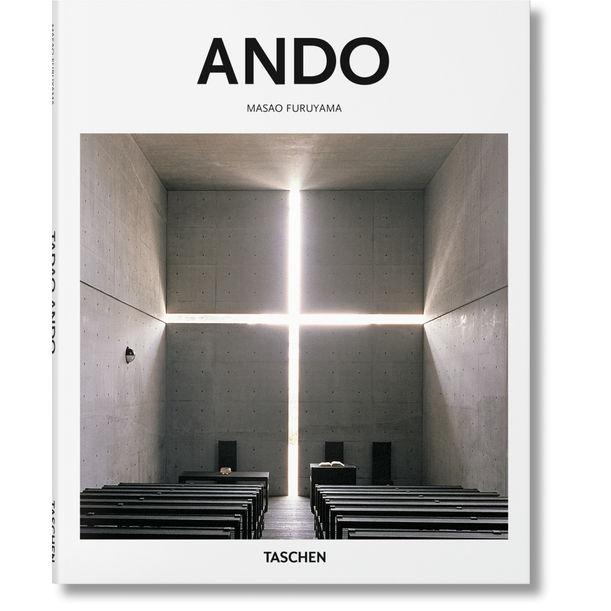 Ando by Tadao Ando, Masao Furuyama, Peter Gössel