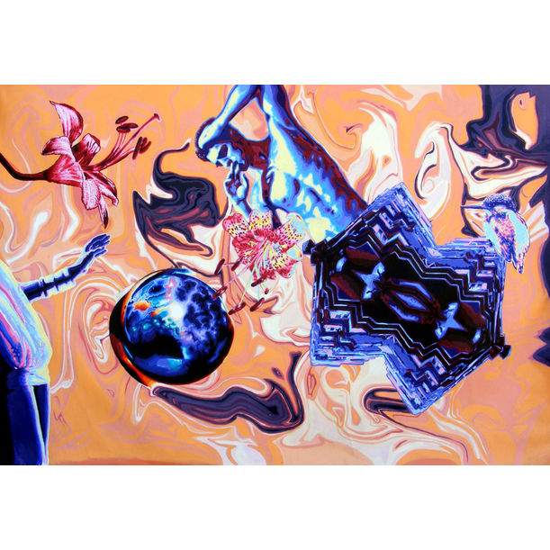 My Voyage 4 U Has Began To Blur The Alley Of Mirage by Satadru Sovan Banduri