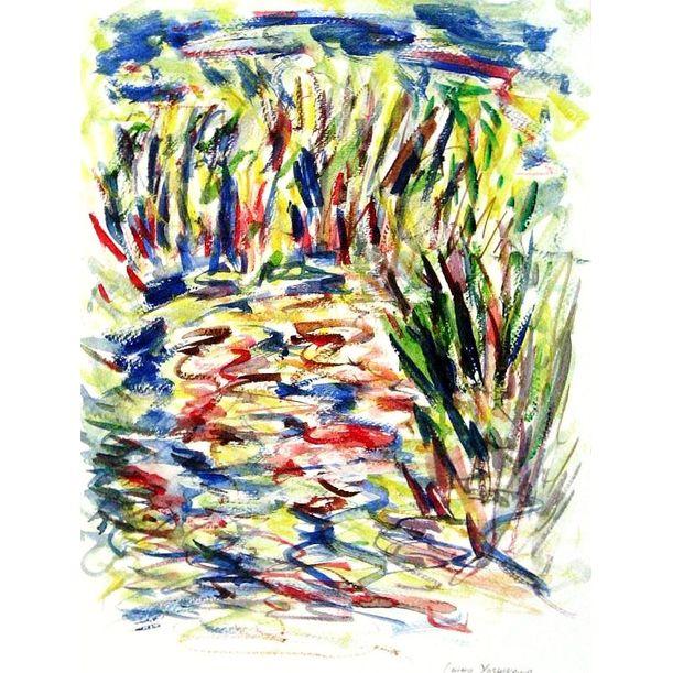 Sauble River by Chiho Yoshikawa