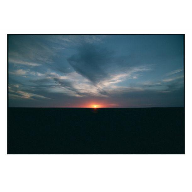 Balranald Sunset by Damian Seagar