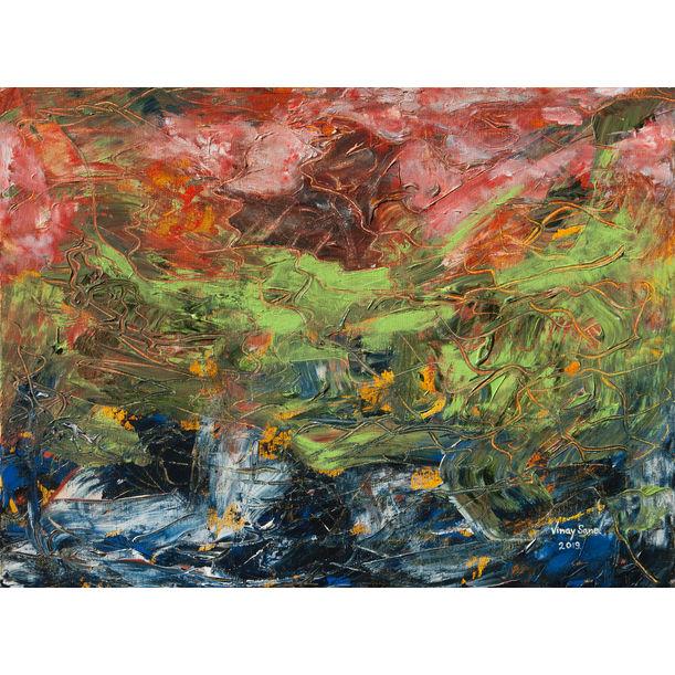 Turbulence by VINAY SANE