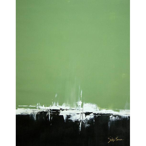 Green 4 by Sisi Sun
