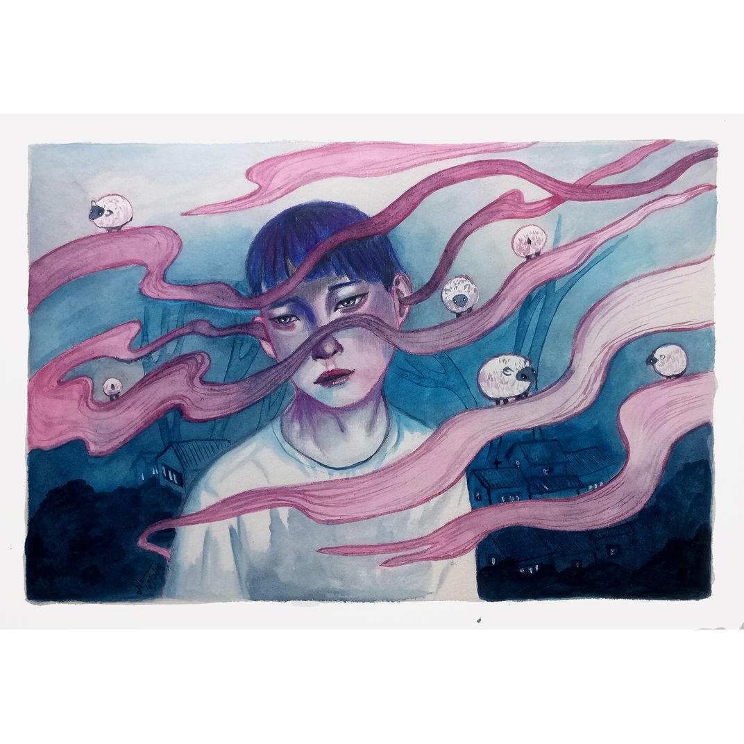 Sleepless by Nandita Pal