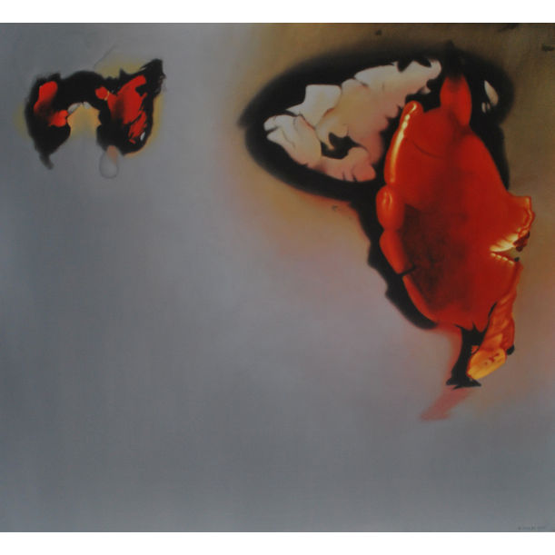 Live coals fervour by Rinaldi Syam