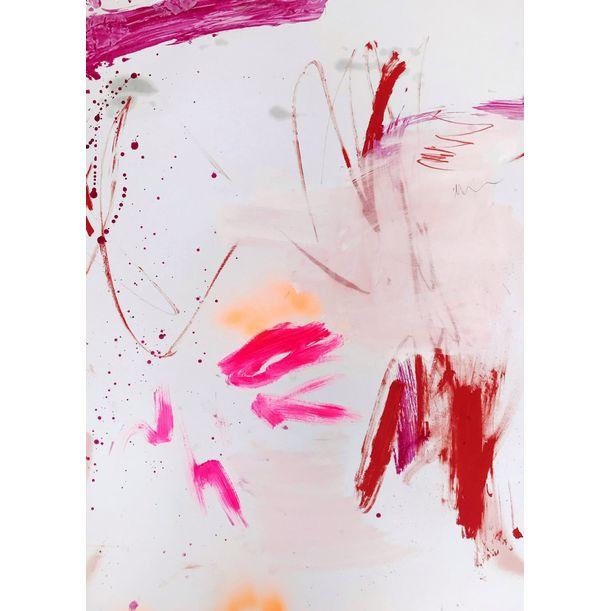 Rosy cheeks and bubbly 2 by Manuela Karin Knaut
