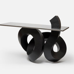 Cursive Structure series - Dragon Console Table by Chulan Kwak