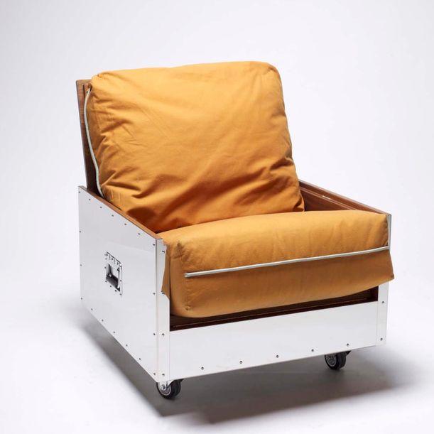 The Crate Sofa by Naihan Li
