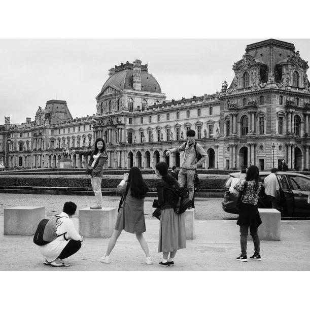 Louvre by Lauren Ong