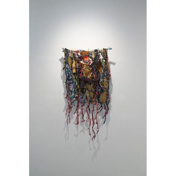 Weaving of Memorable Space (No. 8) by Santi Wangchuan