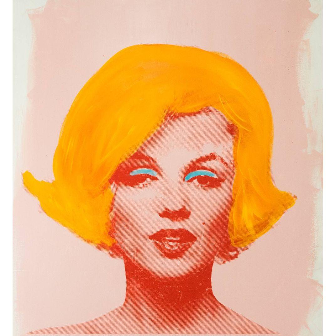 Marilyn Monroe by Dane Shue