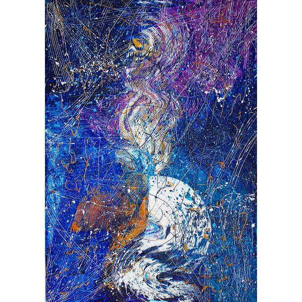 White wave by Caroline Vis