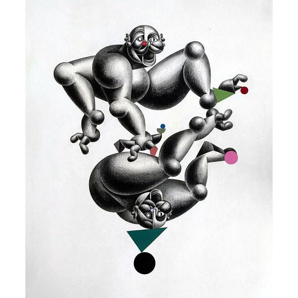 Balance P19-6 by Yoon Miseon