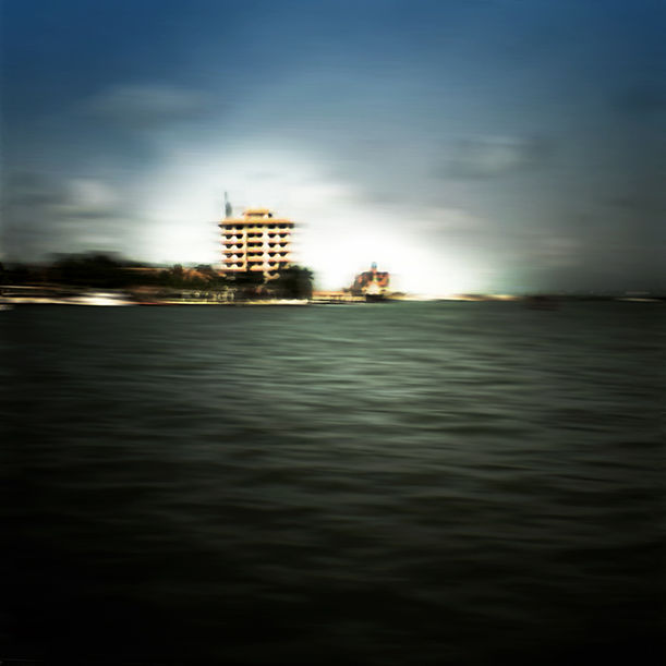 Cochin Dockland by Abul Kalam Azad