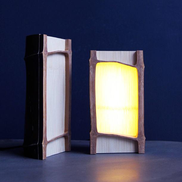 Bones Lamp N°3 by Dorian Etienne